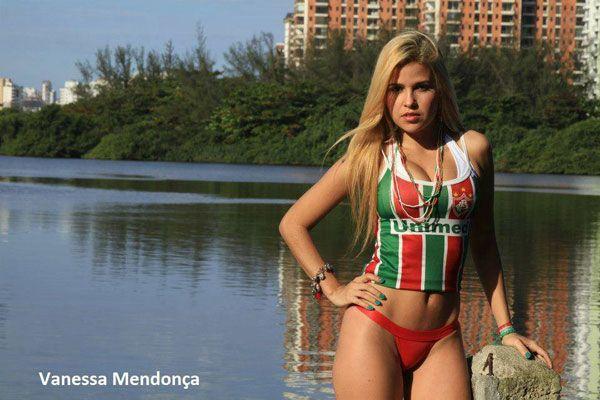 Blog Salgueiro FC: Musa do Fluminense bate um bolão!