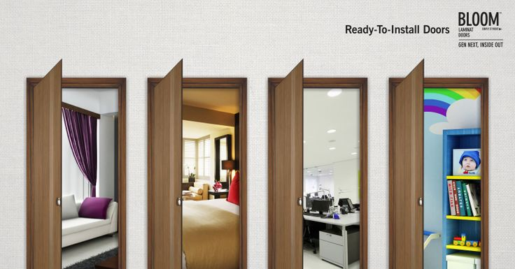 With zero onsite-work, our doors come ready-to-install. Just pick the one which calls to you, and leave the rest to us!