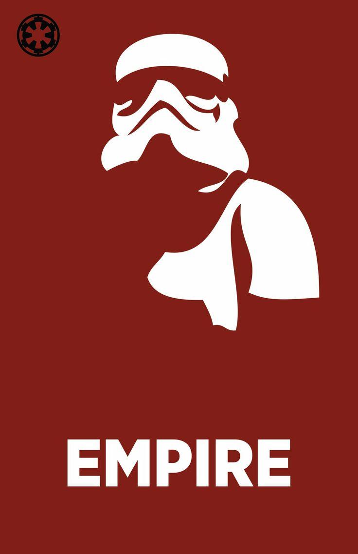 Star Wars poster « Daniel Orbach   Portfolio