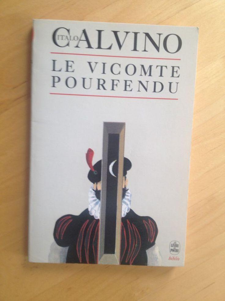 #littérature #roman : Le Vicomte Pourfendu d'Italo Calvino. Au cours d'une bataille contre les Turcs, Médard de Terralba, chevalier génois, est coupé en deux par un boulet de canon. Ses deux moitiés continuent de vivre séparément, l'une faisant le bien, l'autre mutilant tout sur son passage. Ce conte est pétri d'humour et de cynisme. Le monde imaginaire de Calvino où des doigts coupés indiquent la route à suivre, où les lépreux vivent heureux a pourtant toutes les couleurs du réel. (...)