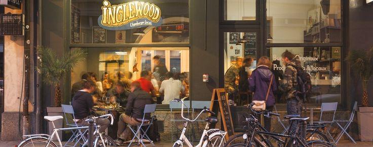 Inglewood - L'hamburger local - Genève