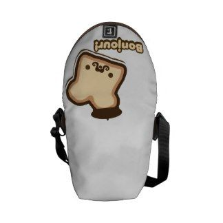 French Toast Courier Bags