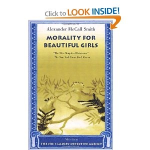 Morality for Beautiful Girls (No. 1 Ladies Detective Agency, Book 3)