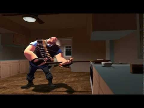 Team Fortress 2: Moments with Heavy - French Toast - YouTube