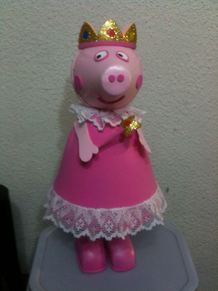 Peppa pig fofucha 35 cm