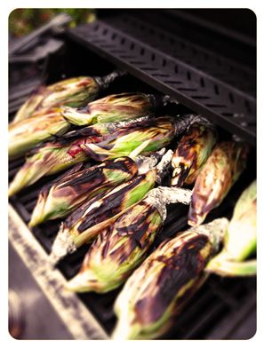 Bacon Wrapped Grilled Corn On The Cob. | Who wants dinner?! | Pintere ...