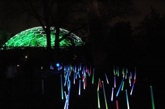 Missouri Botanical Garden Glow St Louis Love Pinterest