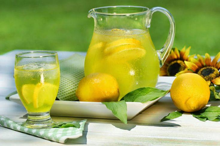 la santé et la nature: menu régime limonade citron : une perdre de poids rapide…