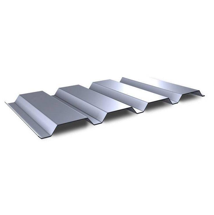 T35-EL 1050 Trapezoidal Box Profile Wall Cladding Sheet Gloss Polyester