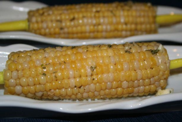 Make and share this Corn on the Cob With Garlic Herb Butter (Crock Pot) recipe from Food.com.