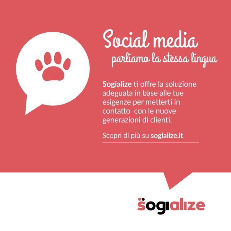 We speak #Social :) #visibilità #comunicazione #successo #socialmediamarketing #follo4follo #socialnetwork #SMM