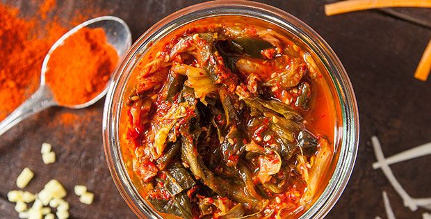 This Vegan Kimchi recipe is a plant-based substitute for the traditional fermented Korean side dish that often contains fish sauce or even s...
