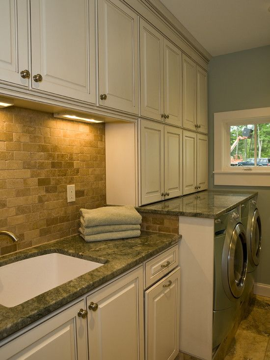 Consider Adding Undercabinet Lighting To Enhance Task Or Work Areas Such As  In The Laundry Room Part 89