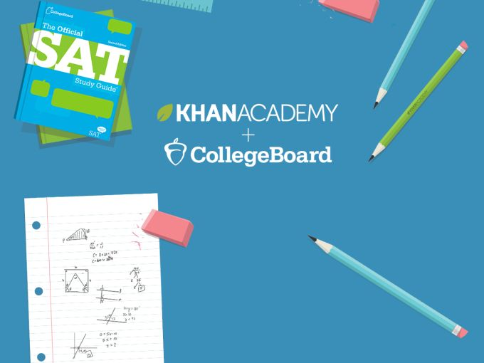 """""""Khan Academy Gets Rare Partnership To Close Wealth Gap In College Test Prep - """"bring free [SAT] test prep software to the masses"""" - """"prepare for the SAT at their own pace, at no cost"""""""""""