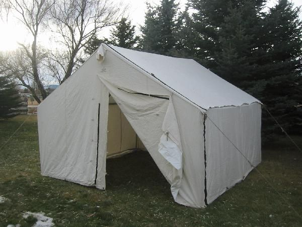 LI-TENT WALL TENT (link for research)