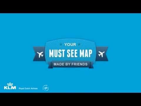 KLM - Must See Map