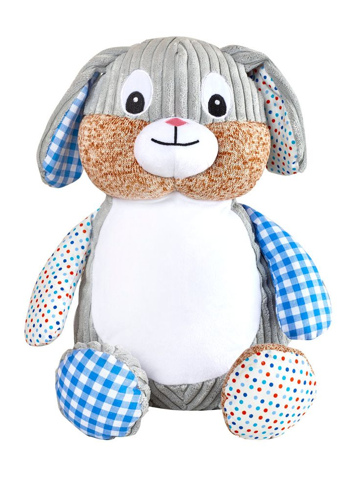 The 20 best baby stuff baby gifts custom diaper cloths personalized baby gift baby cubby harlequin bunny a plush stuffed animal keepsake with machine embroidered birth information negle Gallery