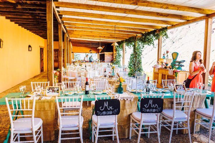 Matrimonio mayo 2015 Valle del Elqui