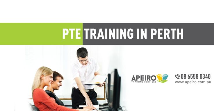 Our PTE training in Perth gives you sufficient exposure to the PTE exam module.