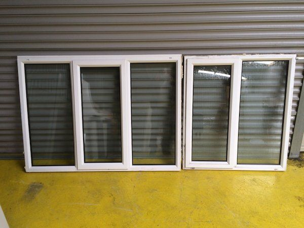 2 PVC Windows for Sale1 x Bathroom Window - Size is 980mm Wide x 1090mm High - 60 Euro1 x Standard Window - Size is 1510mm Wide x 1090mm High - 75 EuroDelivery in Dublin area may be Possible#xtor=CS1-41-[share]