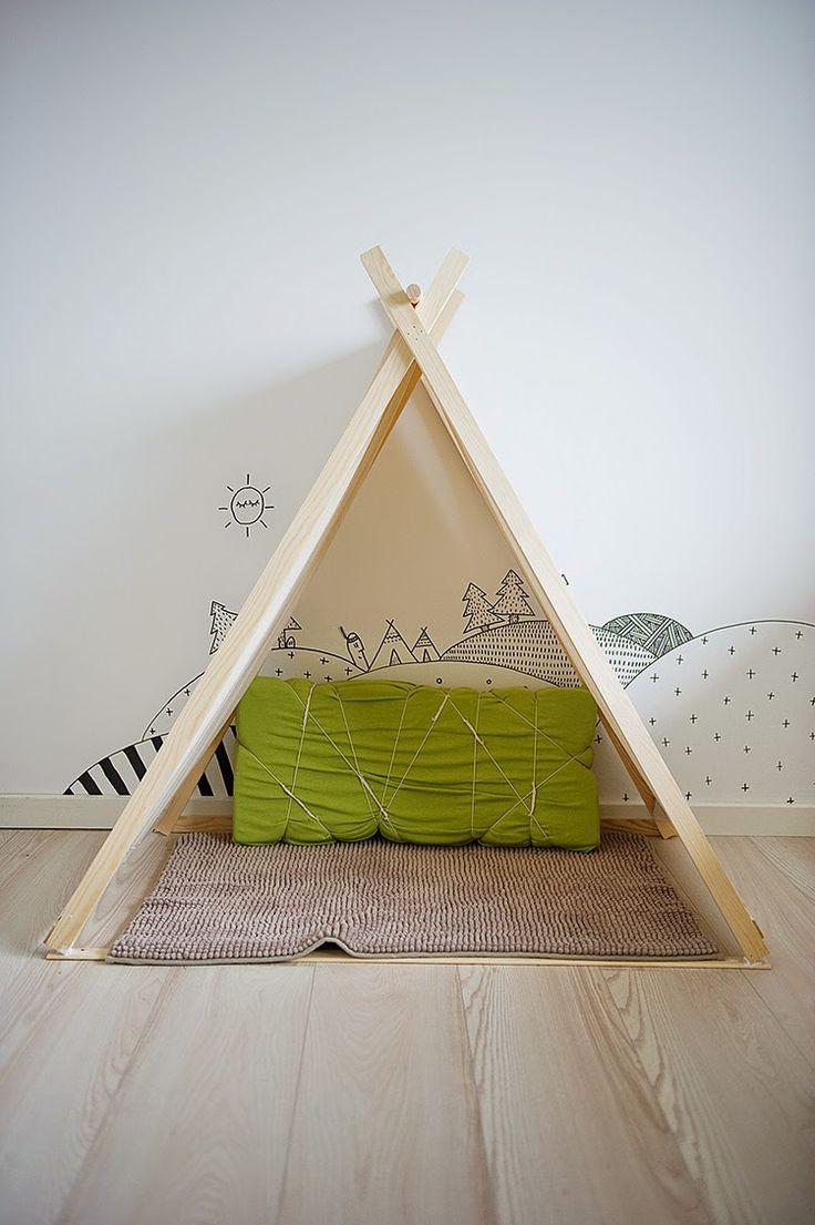 Best 25 Indoor Tents Ideas On Pinterest Kids Indoor
