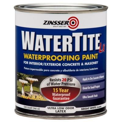 Zinsser Smooth White Mold Paint