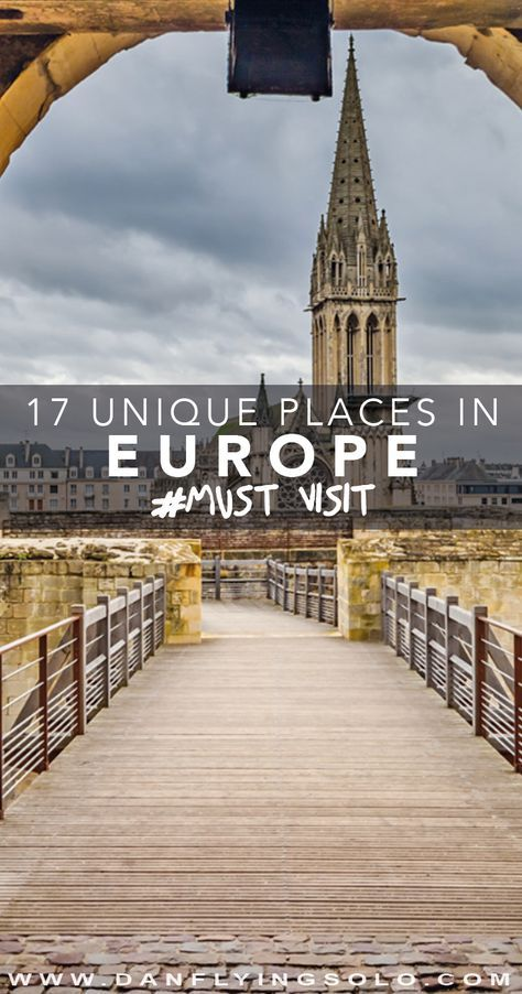 St Malo, France - One of the 17 best hidden gems in Europe to visit in 2017