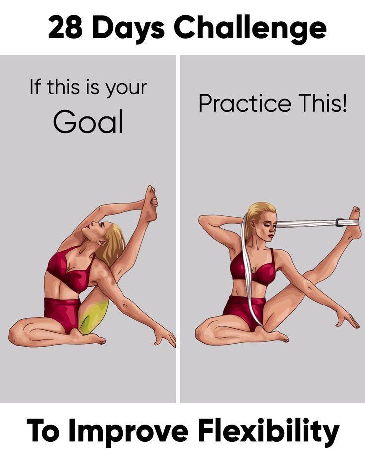 Werden Sie in nur 4 Wochen flexibler! – motivation