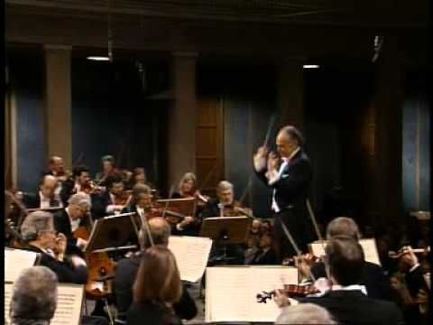 Brahms: Symphony no. 4 / Maazel, Bayerische Rundfunk SO - YouTube