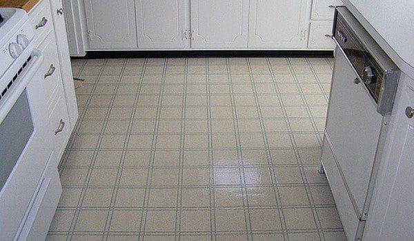 Make Old Linoleum Look New Again Flooring Linoleum Linoleum