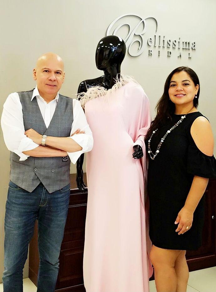 Nabys Vielman ist einer der besten Modedesigner Venezuelas. Seine Stüc …   – Bellissima Bridal 371 Miracle Mile, Coral Gables, FL 33134