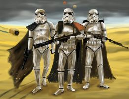 Troopers by Etyfa