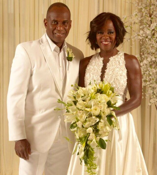"Celebrity Wedding Vows Examples: Distant Dreamer : Violadavissource: @violadavis: ""We Are"