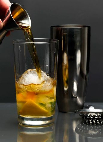 Cocktail of the Week: Whiskey Smash