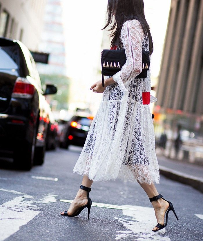 #lace #streetstyle