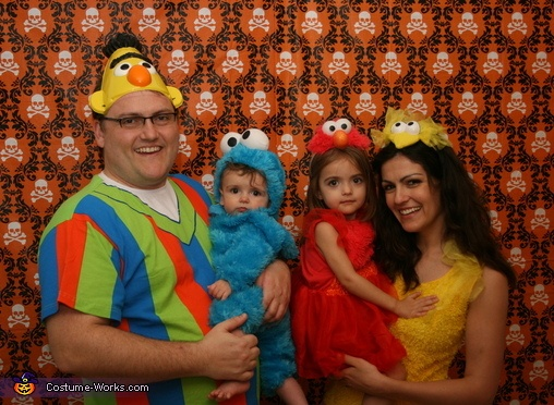 40 best Halloween with the Family! images on Pinterest | Halloween ...