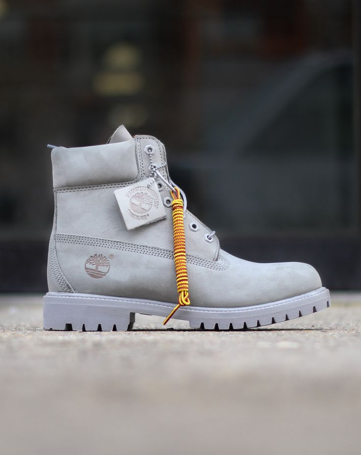 Timberland 6 IN PREM Boot - Grey Mono