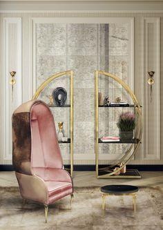 Striking interior design ideas to make your home even more trendy!  #homedesigninterior #trends2017 #roominteriordesign ##LDF #londondesignfestival