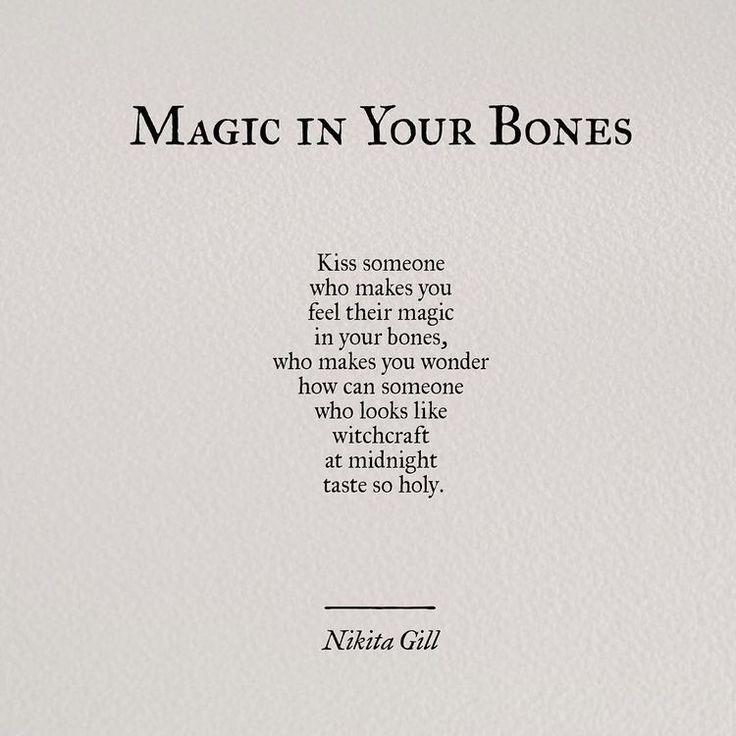 ✨magic in your bones✨