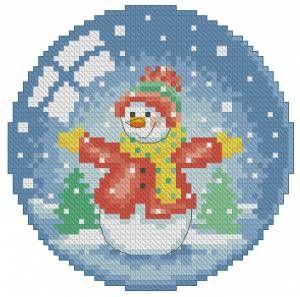 Новогодние игрушки - Новый год - Схемы в XSD - Кладовочка схем - вышивка крестиком