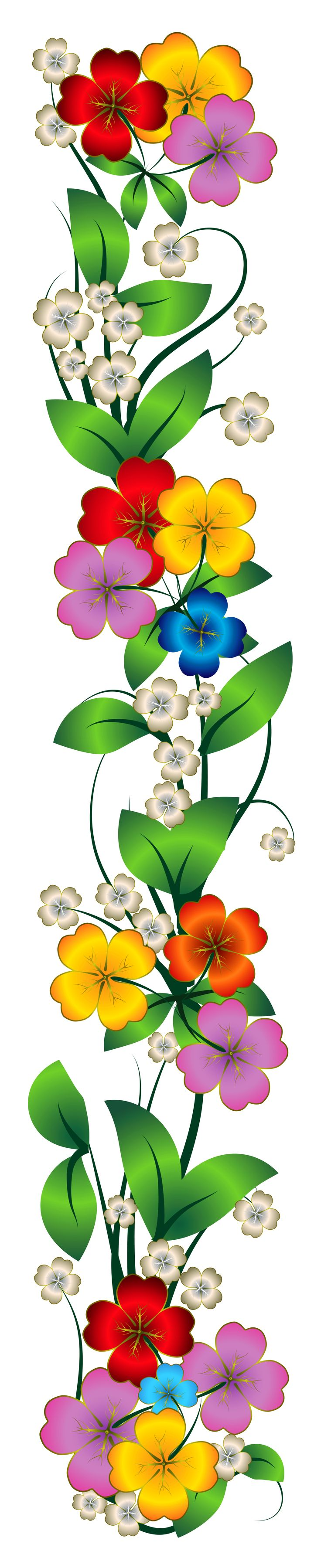 Flowers Decor PNG Clipart