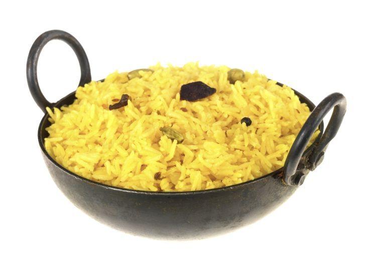 Ryža Pulao