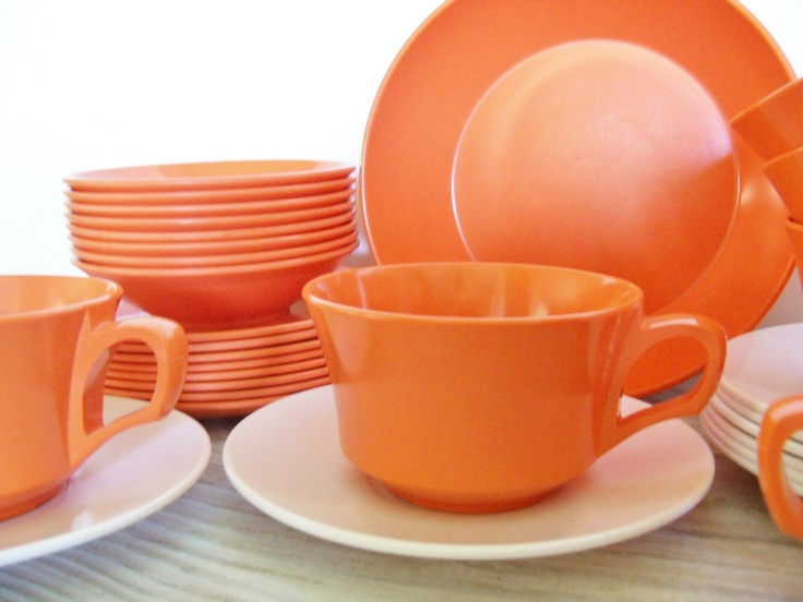tangerine. & 148 best Melamine Dinnerware images on Pinterest | Melamine ...