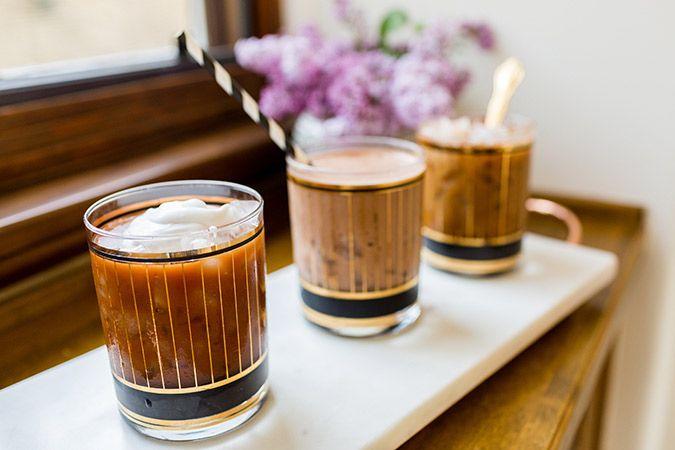 Iced Coffee, 3 Ways | Lauren Conrad