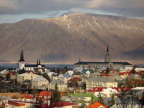 I have five days in Reykjavik and surrounding areas of Iceland.