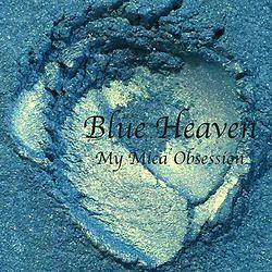 Blue Heaven Mica
