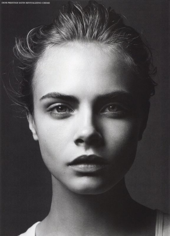 Cara Delevingne - Inspiration for Photography Midwest - www.photographymidwest.com - #photographymidwest