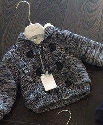 Prachtige #jongens #jas #vest #winter #baby #boy #webshop #online www.kieke-boe.nl