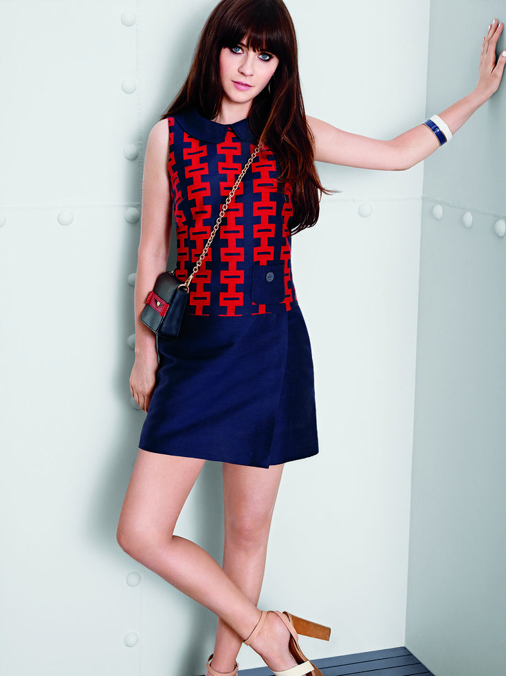 60s style dresses tommy hilfiger