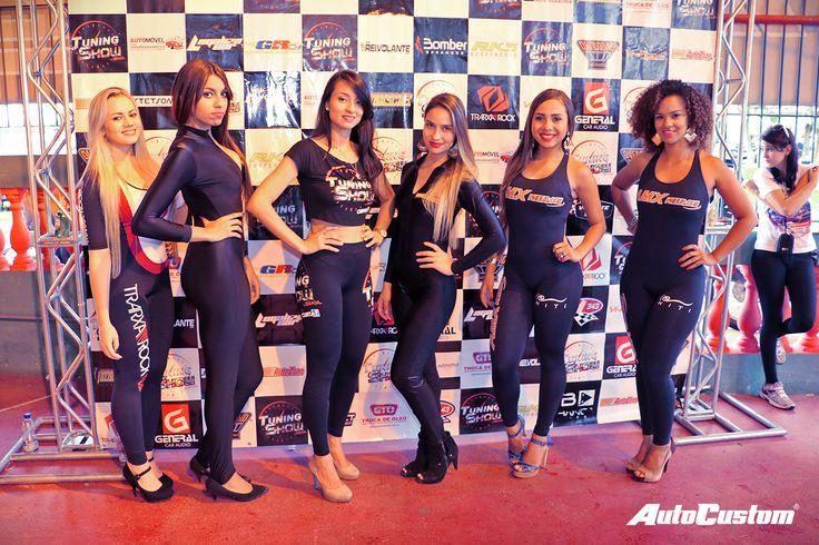 Fotos das garotas no 1º Tuning Show Brasil 2015 - São José dos Campos SP. Confira!